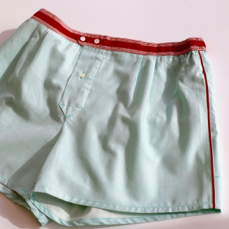 LUXURY BOXER SHORT : LE COOL 3